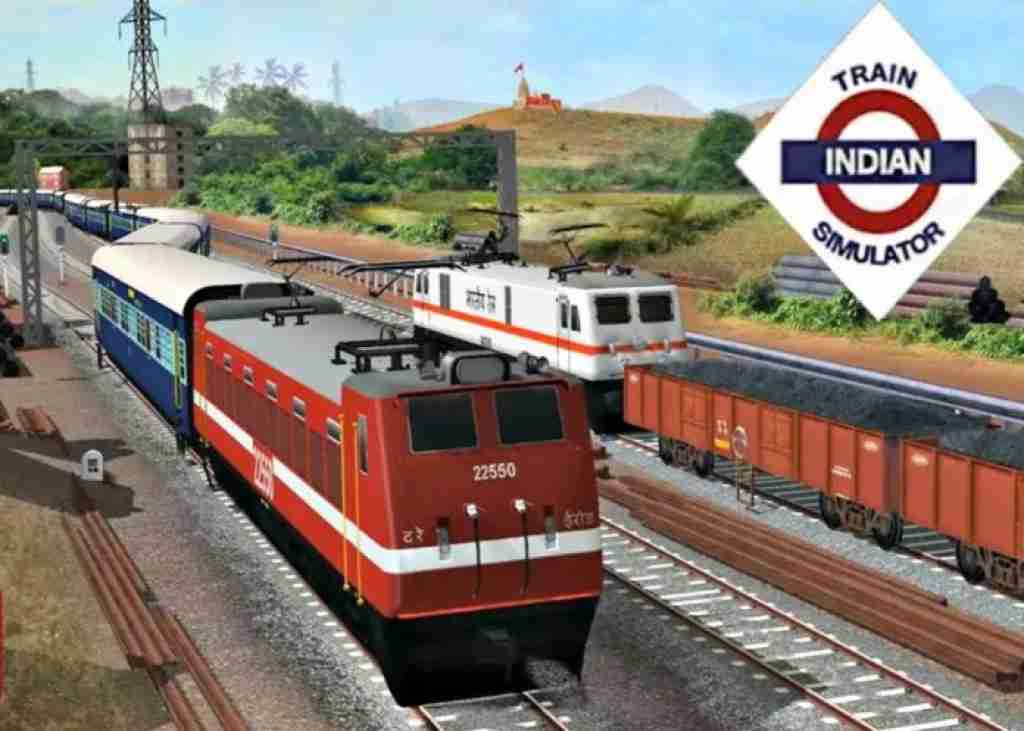 Best Indian train simulator game for android
