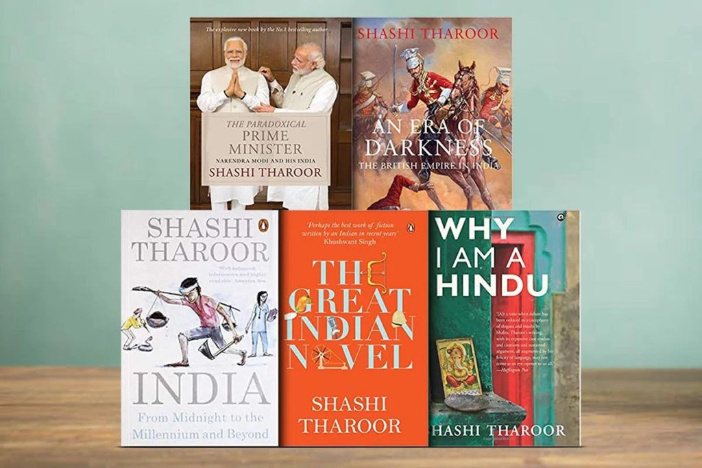 Other Books by sashi tharoor